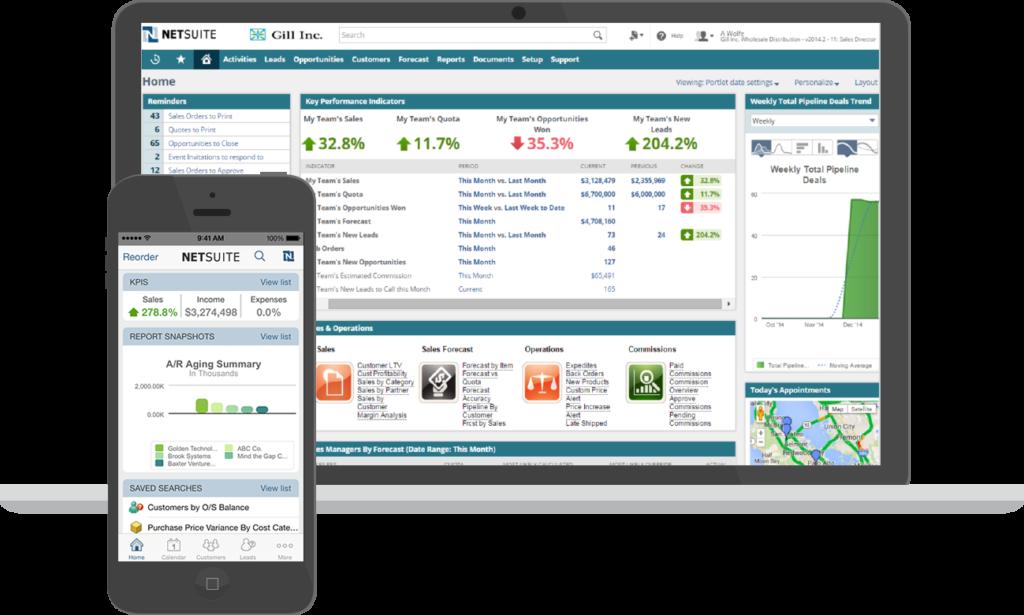 NetSuite overview - atstratus