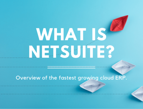 What is NetSuite?