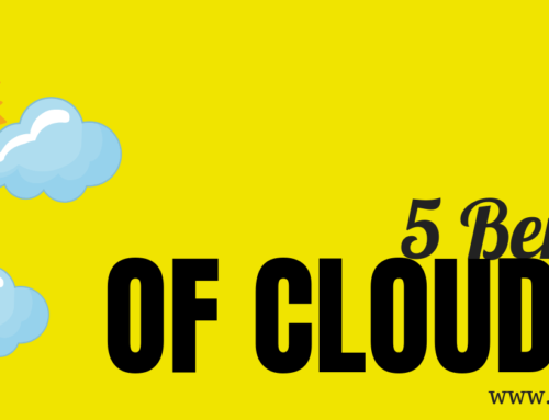 5 Benefits of Using Cloud ERP