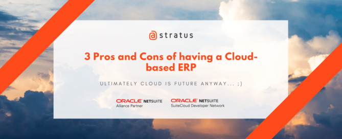 Pros & Cons of Cloud-ERP